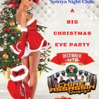 CHINE ASSASSIN DEEJAYS AT SOWIYA NIGHT CLUB CHRISTMAS EVE 2018