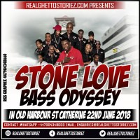 BASS ODYSSEY LS STONE LOVE IN OLD HARBOUR 22ND JUNE 2018