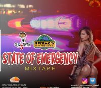SWATCH INT STATE OF EMERGENCY MIXTAPE BY DJ K3NYAN
