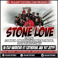 STONE LOVE AND DJ GALIS IN OLD HARBOUR 1ST JANUARY 2019