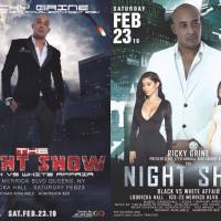 LOVELINE MUZIK LIVE AT RICKY GRINE's NIGHT SHOW FEB 23RD 2019