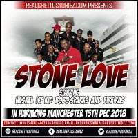 STONE LOVE IN HARMONS MANCHESTER 15TH DECEMBER 2018 -SOUL TRAIN JUGGLING