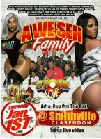 STONE LOVE IN SMITHVILLE CLARENDON 1ST JAN 2019