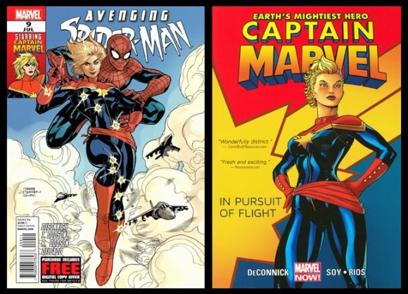 Captain-Marvel-Carol-Danvers-Debut-580x418