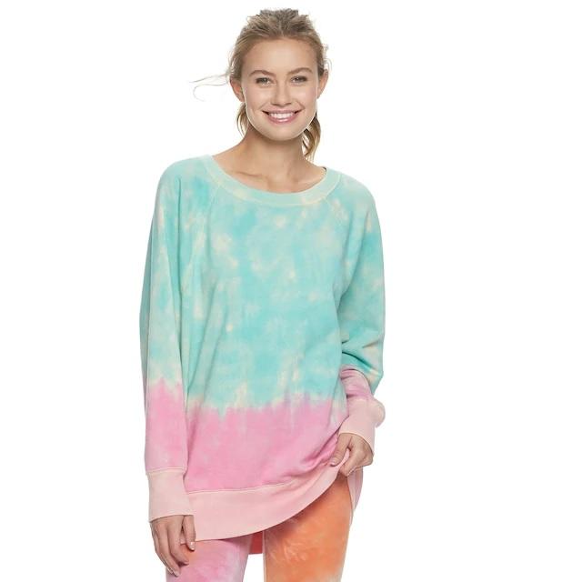 OversizedCrewSweatshirt