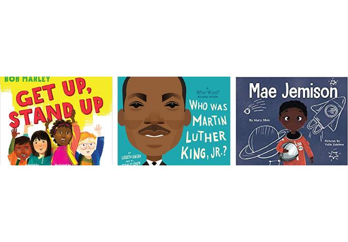 Toddler Black History Books
