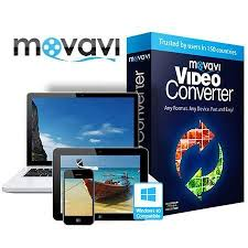Movavi Video Converter 19.3.0 Crack