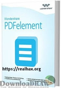 Wondershare PDFelement Pro 7.3.4 Crack With Activation Key