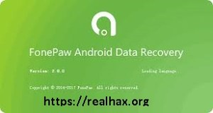FonePaw Android Data Recovery 3.2.0 Crack With License Key 2020