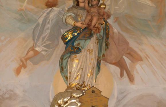 Ntra. Sra. la Virgen del Loreto Patrona del Ejército del Aire