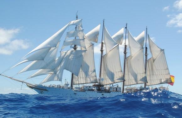 XC Crucero de Instrucción del buque escuela JUAN SEBASTIÁN ELCANO