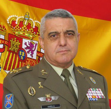 AUDIENCIA DEL JEFE DEL ESTADO MAYOR DEL EJÉRCITO AL PRESIDENTE DE LA REAL HERMANDAD DE VETERANOS