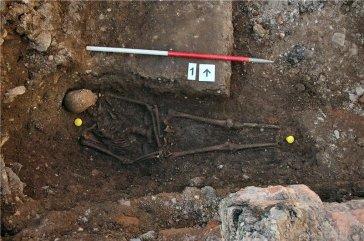 Richard skeleton