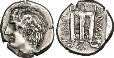 Bardylis coin