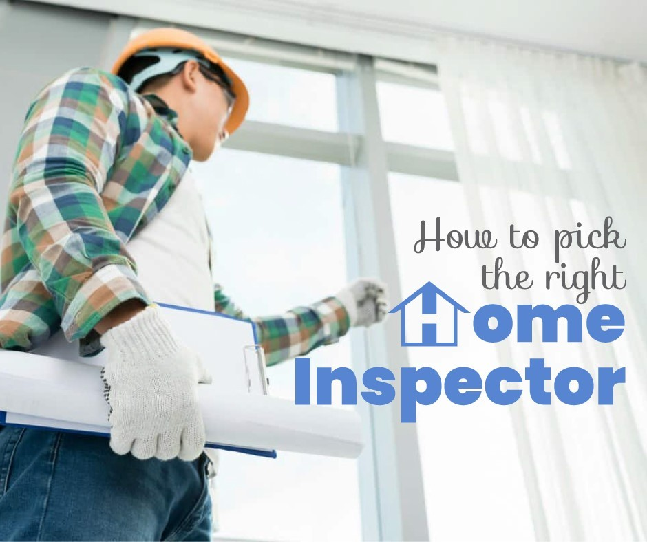 How to Pick the Right Home Inspector