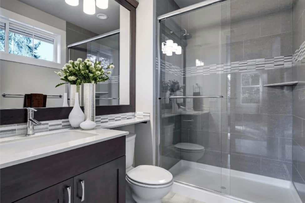 What is a bathroom renovation worth?