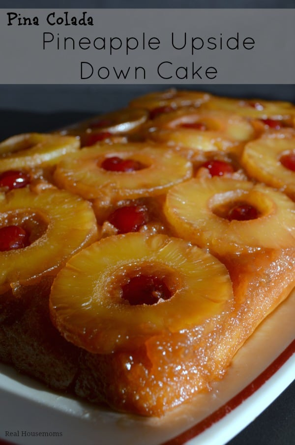 Traditional Pineapple Upside Down Cake