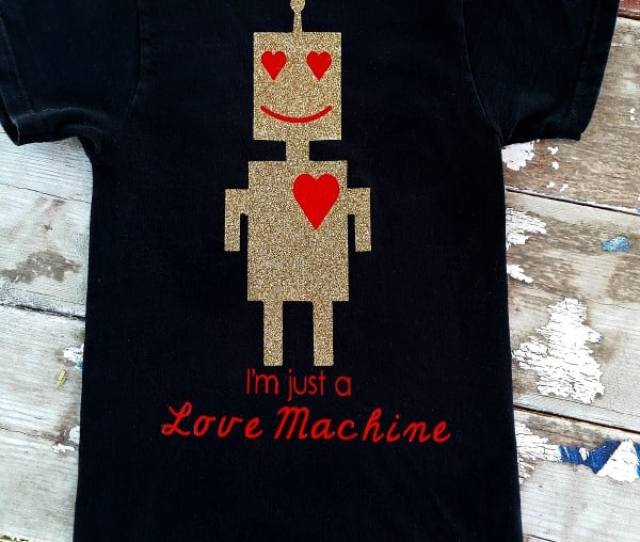 Diy Valentines T Shirt Real Housemoms