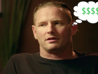But What Does Corey Taylor Think?