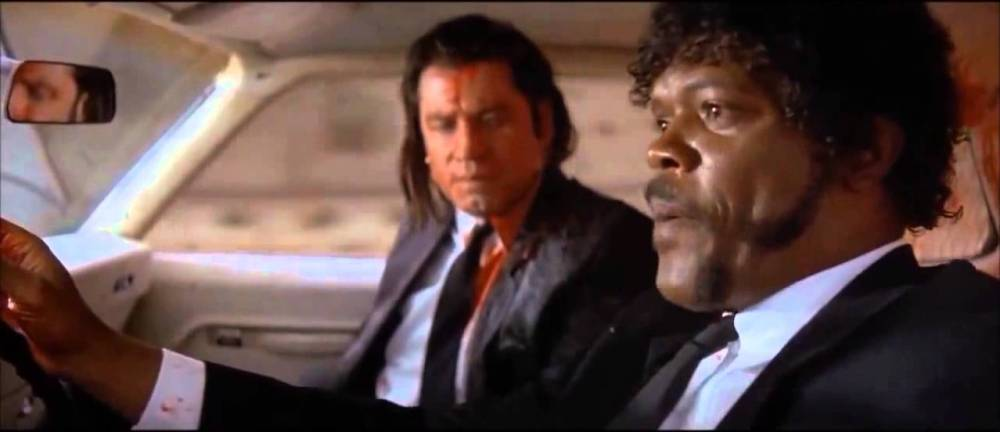 Pulp Fiction - Asesinato accidental