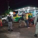 """Durante operação Candeeiro 5º, polícia realiza verdadeiro """"pente-fino"""" em José de Freitas"""