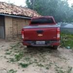 Caminhonete roubada em José de Freitas é localizada pela polícia em Morro do Chapéu