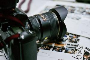 câmera fotografia