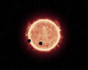 como descobrimos novos planetas
