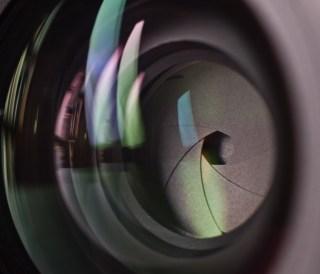 fotografia lente diafragma