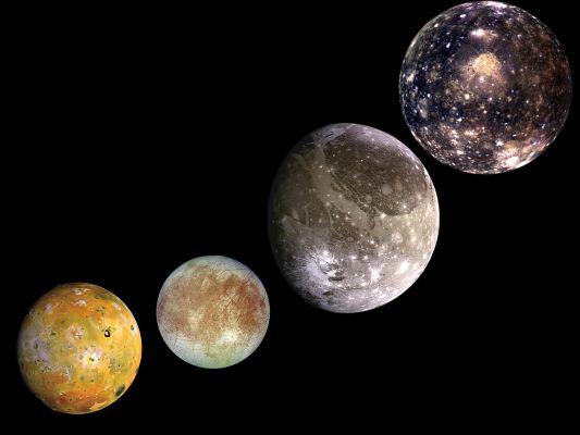 Origem dos nomes das luas galileanas