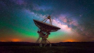 Humanidade não entraria em pânico com a descoberta de vida extraterrestre
