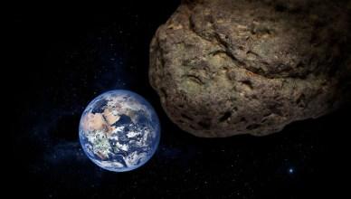 Asteroide de 5 km passará 'perto' da Terra antes do Natal