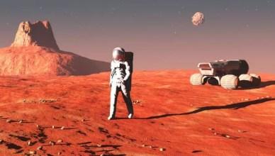 Cientistas dão um importante passo para a detecção de vida em Marte