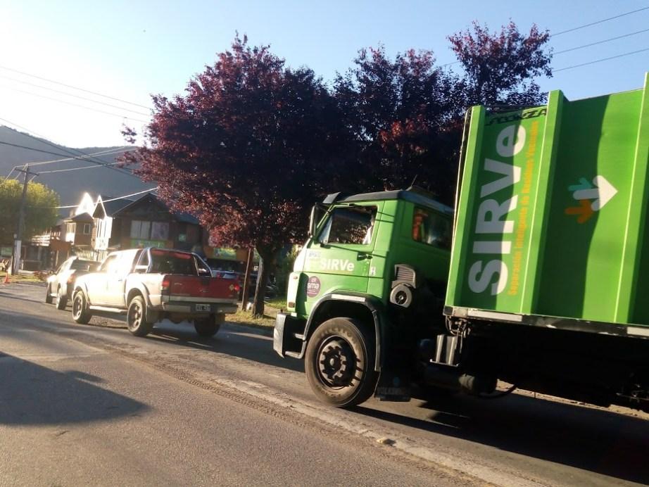 Los trabajadores municipales levantaron el quite de colaboración y se reanudó la recolección de residuos