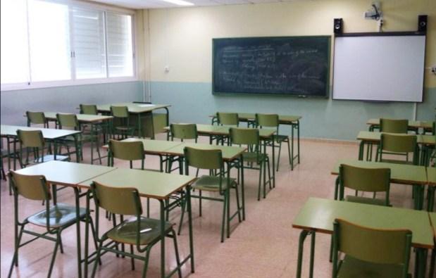Sin clases presenciales por el paro de ATE Neuquén que afecta a Auxiliares de Servicio