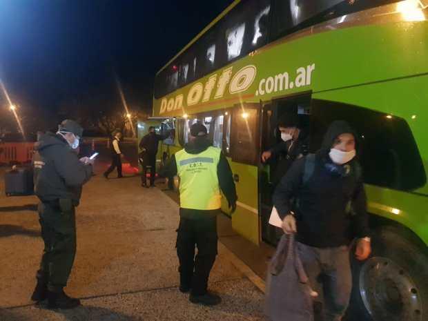 La CNRT confirmó que no habrá restricciones en el transporte de larga distancia en horario nocturno