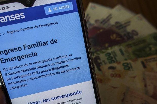 El Gobierno Nacional define si habrá un cuarto pago del Ingreso Familiar de Emergencia