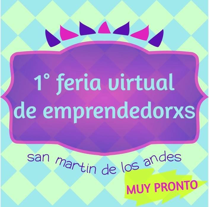 El sábado 10 de octubre se realizará la primera feria virtual de San Martín de los Andes