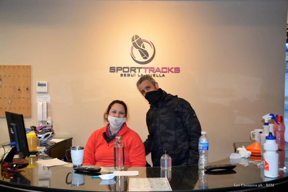 Pipi Bascoy: «Los gimnasios estamos más cerca de la salud que de la recreación»