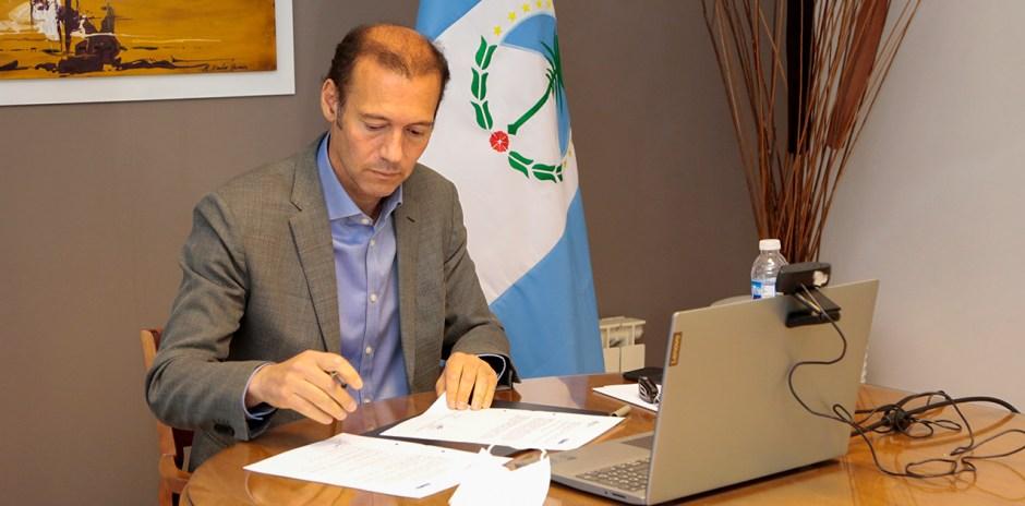 Nación y Provincia presentaron una nueva línea de financiamiento para PyMEs neuquinas