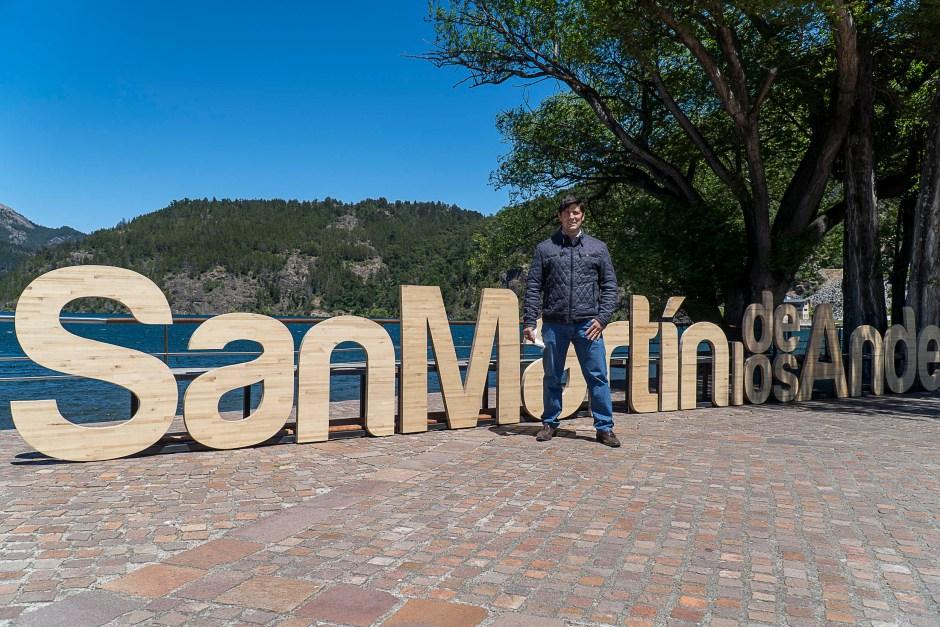 """Alejandro Apaolaza: """"Estamos revisando en el Ensatur cómo recaudar mayor presupuesto para la promoción de San Martín de los Andes"""""""