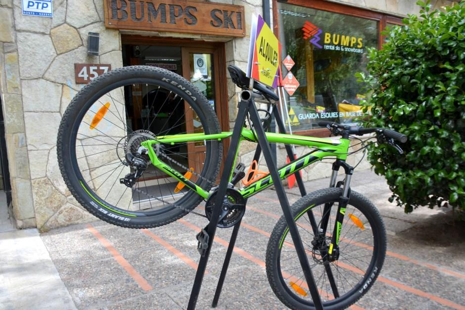 Bumps Rental: la mejor opción para recorrer 7 Lagos en bicicletas de alquiler