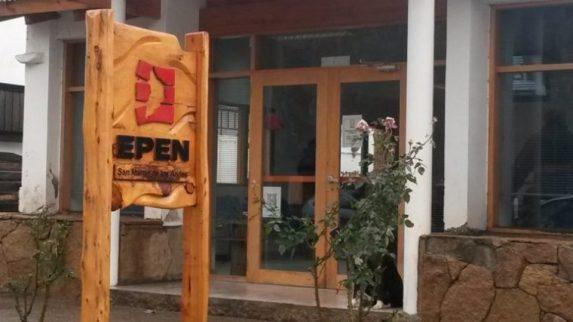 Corte programado del servicio de energía eléctrica en Quila Quina