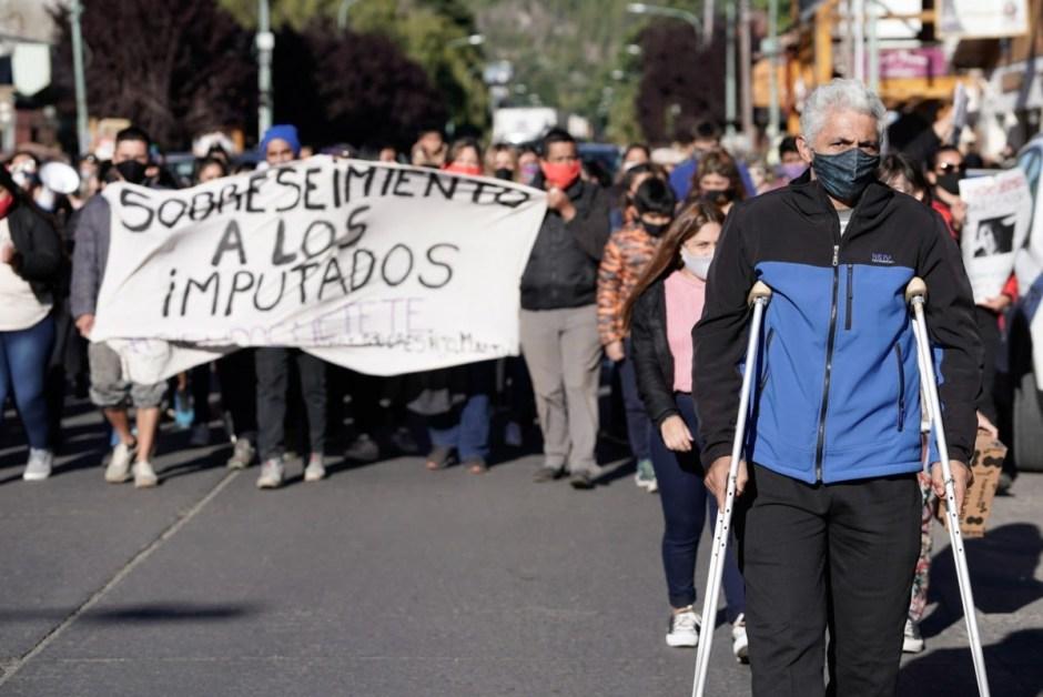 Comienza el juicio contra Flores y Ancatel los jóvenes que evitaron un femicidio