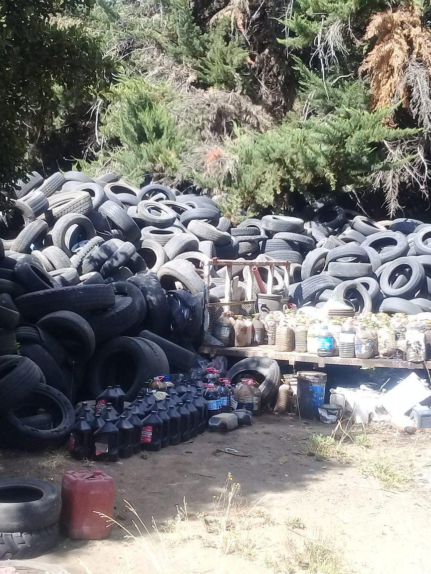 Residuos Especiales Neumáticos