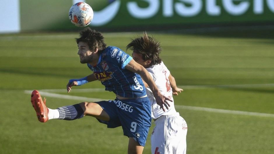 Arsenal le ganó a Argentinos Juniors y respira Rondina