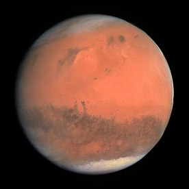 Mars, the red planet