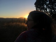 Erica Jones profile photo, Moraga at sunset