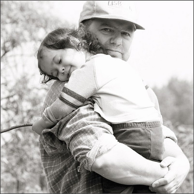 I love my father as the stars - he's a bright shining example and a happy twinkling in my heart.