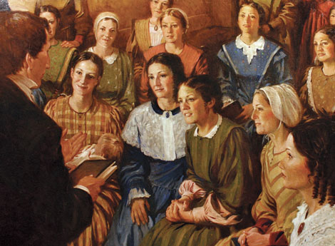 joseph smith relief society